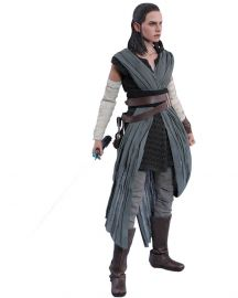 Rey (Jedi Training) - Star Wars Episode VIII: The Last Jedi - Hot Toys