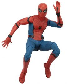 Spider-Man 1/4 Scale Action Figure - Spider-Man: Homecoming - NECA