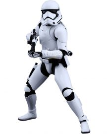First Order Stormtrooper - Star Wars Episode VII: The Force Awakens - Hot Toys