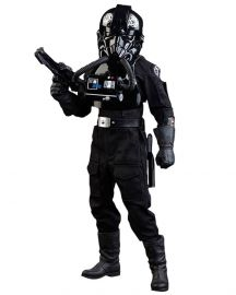 Imperial Tie Fighter Pilot - Star Wars - Sideshow Collectibles