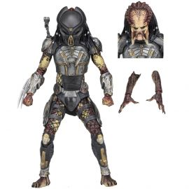 Ultimate Fugitive Predator - Predator (2018) – 7″ Scale Action Figure – Neca