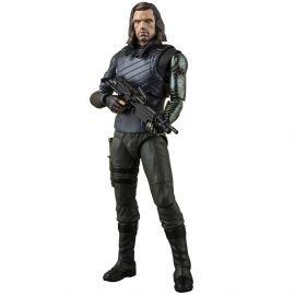 Bucky Barnes & Tamashii Effect Impact - Avengers: Infinity War - S.H.Figuarts - Bandai