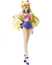 Sailor V - Codename: Sailor V - S.H. Figuarts -  Bandai