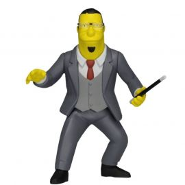 Penn Jillette - The Simpsons 25th Anniversary - NECA