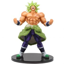Broly (Full Power) - Dragon Ball Super: Broly - World Figure Colosseum 2 - Bandai/Banpresto