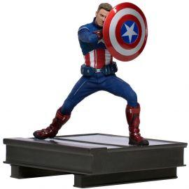 Captain America 2023 BDS 1/10 Art Scale - Avengers: Endgame - Iron Studios