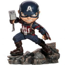 Captain America - Avengers: Endgame - Minico Figures - Mini Co.