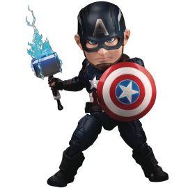 Captain America - Egg Attack Action - Avengers: Endgame - Beast Kingdom