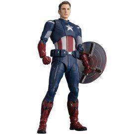 Captain America (Cap. Vs. Cap.) - S.H.Figuarts - Avengers: Endgame - Bandai