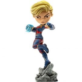Captain Marvel - Avengers: Endgame - Minico Figures - Mini Co.