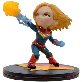 Captain Marvel - Captain Marvel (2019) - Q-Fig - Quantum Mechanix