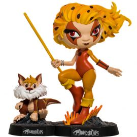 Cheetara & Snarf - ThunderCats - Mini Co.