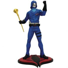 Cobra Commander - 1/8 Scale Statue - G.I. Joe - Pop Culture Shock