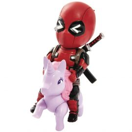 Deadpool Pony - Mini Egg Attack - Marvel Comics - Beast Kingdom