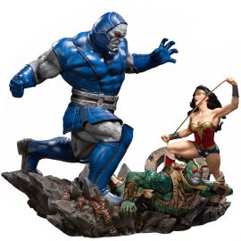 Wonder Woman vs Darkseid 1/6 Diorama - DC Comics by Ivan Reis - Iron Studios