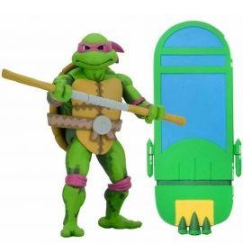 "Donatello - 7"" Scale Action - Teenage Mutant Ninja Turtle: Turtles in Time - Neca"