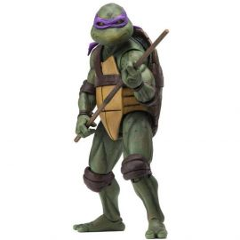 "Donatello - 7"" Scale Action Figure - Teenage Mutant Ninja Turtles (1990) - NECA"