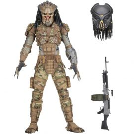 Ultimate Emissary Predator #2 - Predator (2018) – 7″ Scale Action Figure – Neca
