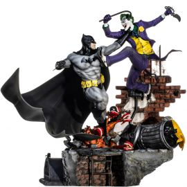 Batman vs Joker Battle Diorama 1/6 - DC Comics by Ivan Reis - Iron Studios