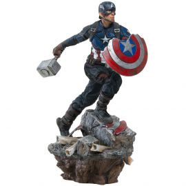 Captain America Deluxe 1/10 BDS - Avengers: Endgame - Iron Studios