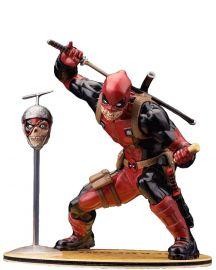 Deadpool (Chimichanga Vers.) - Marvel Now! - ArtFX+ Statue - Kotobukiya