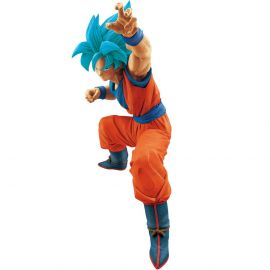 Super Saiyan God Super Saiyan Son Goku - Dragon Ball Super - Big Size Figure - Banpresto