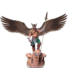 Hawkman (Open Wings) 1/3 Prime Scale - DC Comics by Ivan Reis - Iron Studios