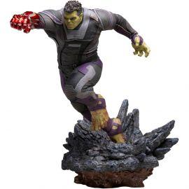 Hulk 1/10 BDS (VERSÃO DELUXE) - Avengers: Endgame - Iron Studios
