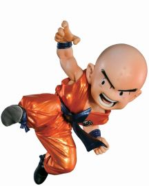 Kuririn (Special Color Ver.) - Dragon Ball - Scultures - Banpresto