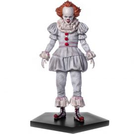 Pennywise 1/10 Art Scale - It - Iron Studios