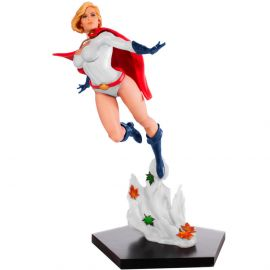 Power Girl 1/10 Art Scale - DC Comics By Ivan Reis - Iron Studios
