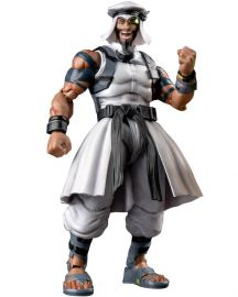 Rashid - Street Fighter V - S.H.Figuarts - Bandai