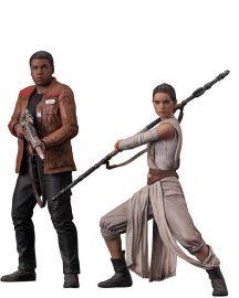Rey and Finn Artfx+ - Star Wars: The Force Awakens - Kotobukiya