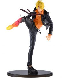 Vinsmoke Sanji (Diable Jambe Color Ver.) - One Piece - SCultures - Banpresto