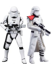 Snowtrooper & Flametrooper Artfx+ Two Pack - Star Wars: The Force Awakens - Kotobukiya