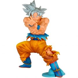 Goku Ultra Instinto Superior - Dragon Ball Super - DXF The Super Warriors - Banpresto