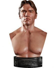 T-800 - Terminator Genisys - 1/2 Scale Bust - Chronicle Collectibles
