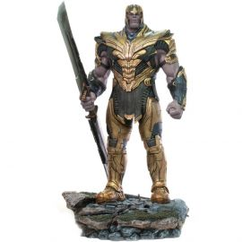 Thanos 1/4 Legacy Replica (VERSÃO REGULAR) - Avengers: Endgame - Iron Studios