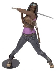 Michonne - The Walking Dead - Deluxe Figure - McFarlane
