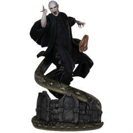 Voldemort and Nagini - 1/4 Legacy Replica - Harry Potter - Iron Studios