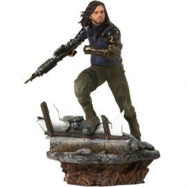 Winter Soldier 1/10 BDS - Avengers: Endgame - Iron Studios