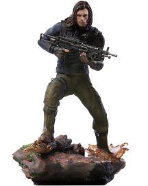 Winter Soldier 1/10 BDS - Avengers: Infinity War - Iron Studios