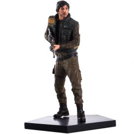 Captain Cassian 1/10 - Rogue One: A Star Wars Story - Iron Studios