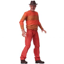 "Freddy Krueger - Nightmare On Elm Street - 7"" Classic Video Game Appearance - NECA"