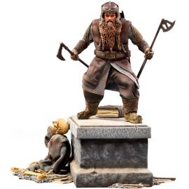 Gimli Deluxe 1/10 BDS Art Scale - Lord Of The Rings - Iron Studios