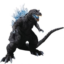 Godzilla (Heat Ray Ver.) - S.H.MonsterArts - Godzilla, Mothra and King Ghidorah: Giant Monsters All-Out Attack - Bandai