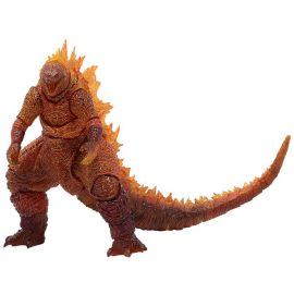 Godzilla Burning - S.H.MonsterArts - Godzilla: King of the Monsters - Bandai