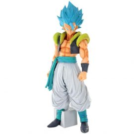Gogeta Super Saiyan Blue - Dragon Ball Super: Broly - Master Stars Piece - The Brush - Bandai/Banpresto