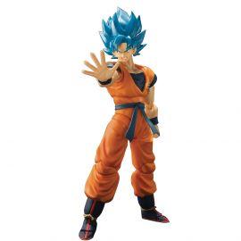 Goku SSGSS - Dragon Ball Super: Broly - S.H.Figuarts - Bandai