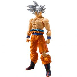 Goku Ultra Instinct - Dragon Ball Super - S.H.Figuarts - Bandai